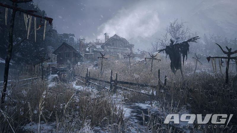 《生化危机8 Village》正式公开 2021年发售 克里斯登场
