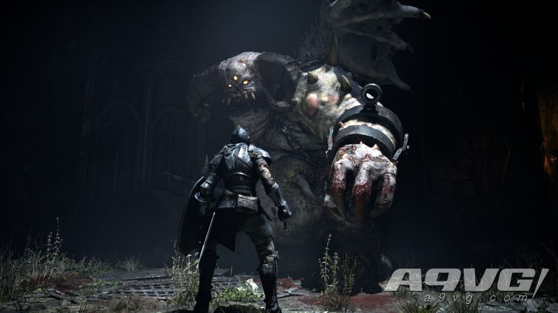 PS5《恶魔之魂 重制版》正式公开!SIE与蓝点工作室联手重制