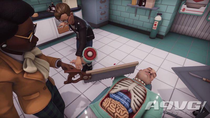 《外科模擬2》將於2020年8月登陸Epic 現已開啟預購