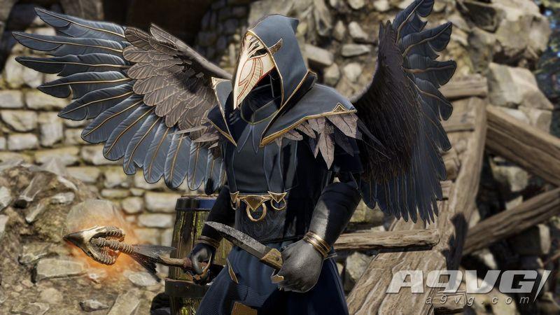 《神界:原罪2》免费新DLC《绿维珑四神器》将于今日更新