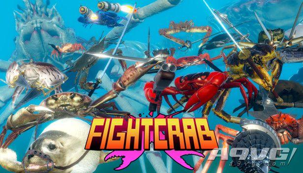 螃蟹打架游戏《螫战∶败者蟹锅》将于7月30日登陆Steam