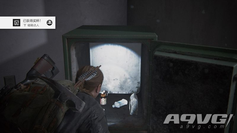《最后生还者2》全保险箱位置视频攻略 保险箱密码一览