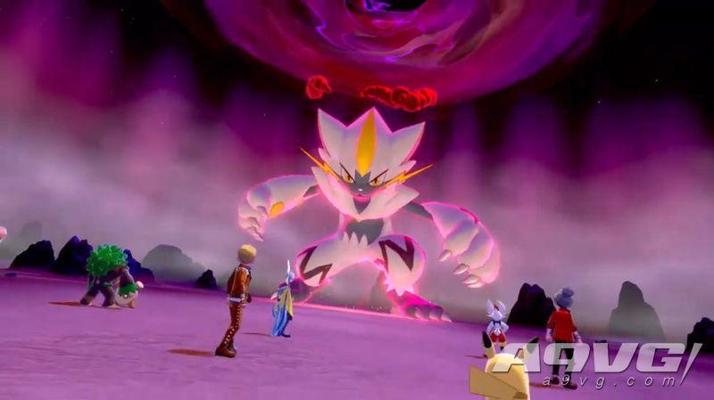 《宝可梦》新作发布会内容汇总 《剑/盾》铠之孤岛DLC现可下载