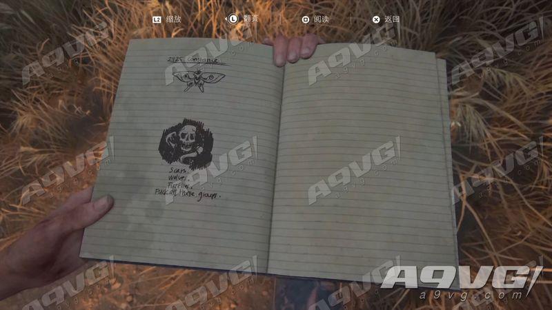 《最后生還者 第二部》艾莉全日志收集視頻攻略