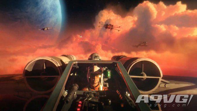 《星球大战 战机中队》首段实机演示公开 单人剧情和5V5空战