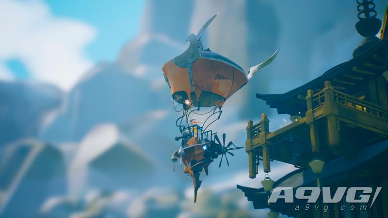 《黄昏沉睡街》公布 东方世界观下的动作冒险游戏