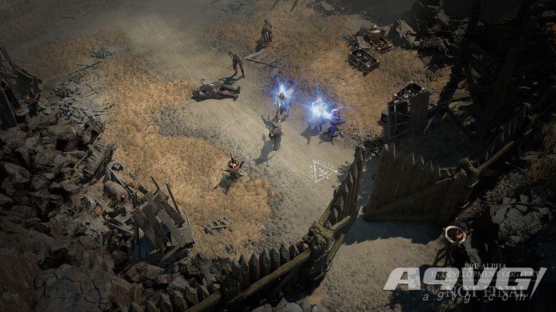 《暗黑破坏神4》发布季度更新 展示新区域、开放世界等