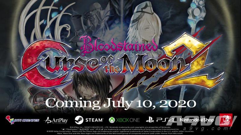 《赤痕 月之诅咒2》公布第二弹预告片 7月10日发售