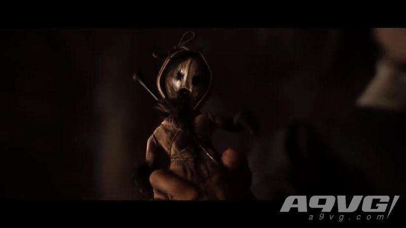 《黑相集 稀望镇》公开7分钟实机演示 黑暗中的主角并不孤单