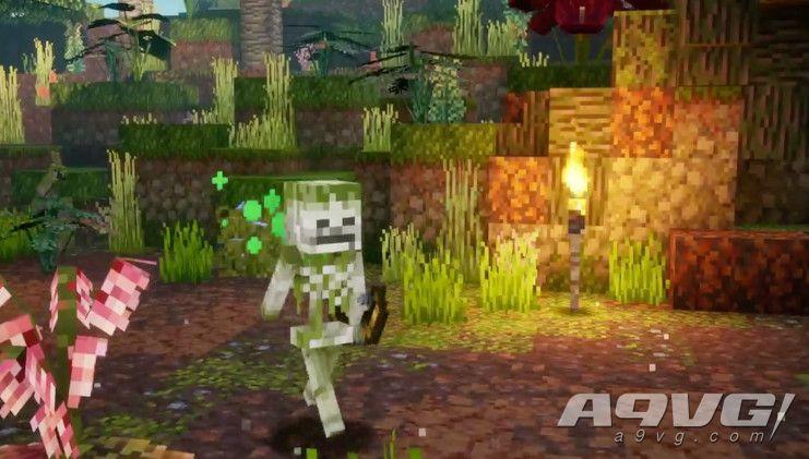 《我的世界 地下城》首个DLC将于7月1日推出 增加更多游玩内容
