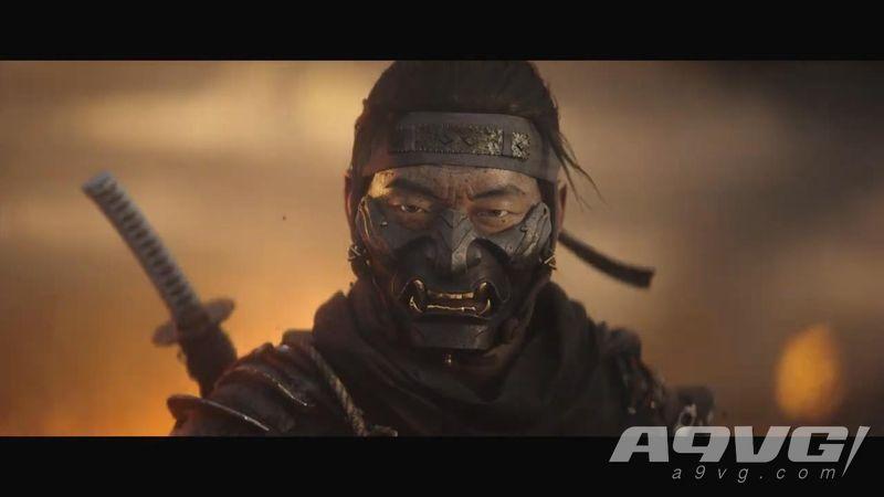 《对马岛之魂》最新CG宣传视频公开 风暴即将来临
