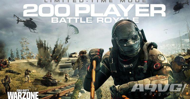 《使命召唤 战区》200人模式和新玩法6月30日上线