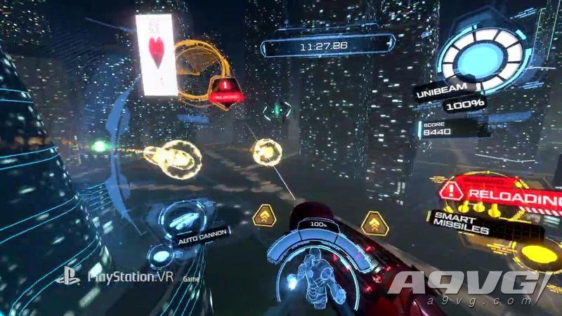 《漫威钢铁侠VR》上市预告片公开 戴上PSVR化身钢铁侠
