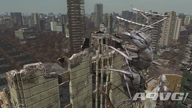 《【万和城安卓版登录】系列最新作《地球防卫军6》新截图公布 展示世界观与侵略者》