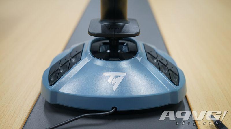 图马思特TCA空客版飞行摇杆开箱 真实还原民航飞机驾驶体验