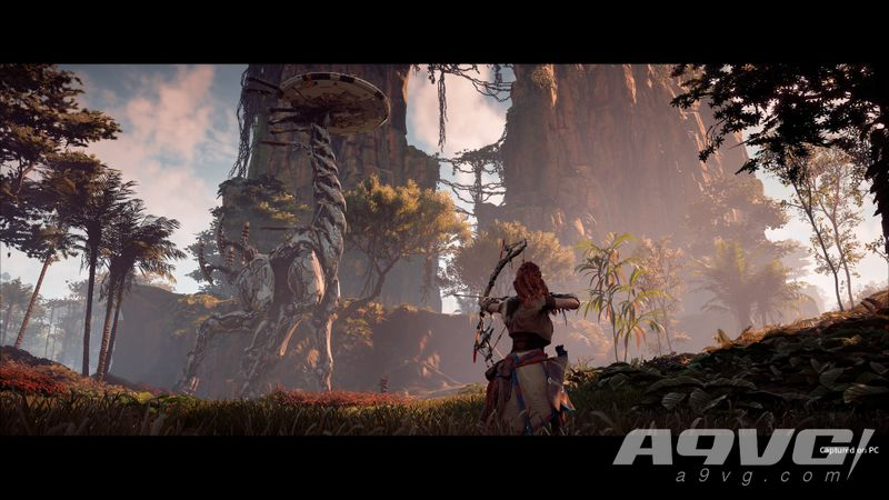 《地平线 零之曙光》PC版将于8月7日推出 包含本体及DLC内容