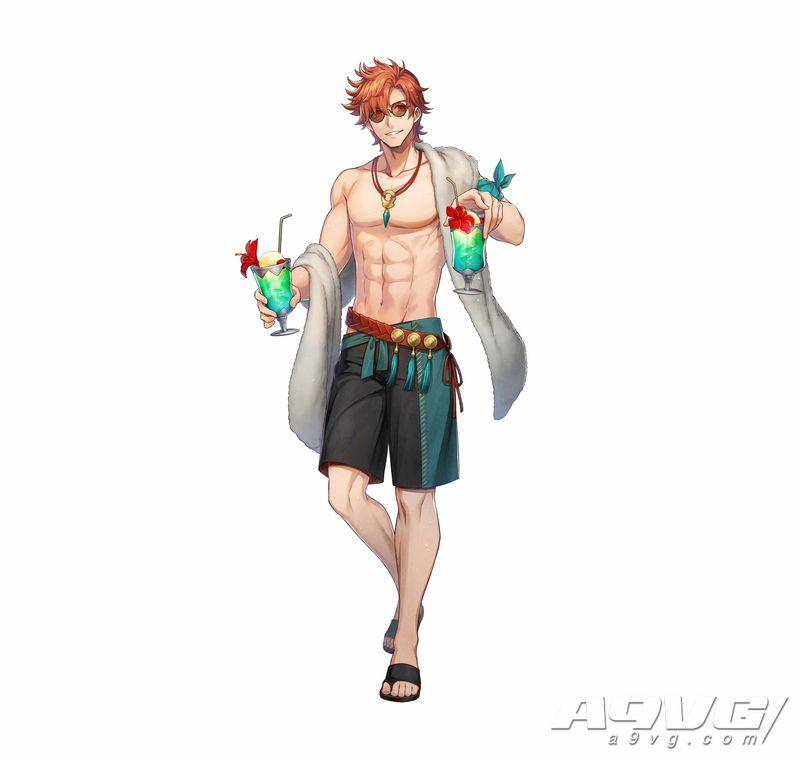 《火焰纹章:英雄》新超英雄召唤活动将开启 泳装贝老师参战