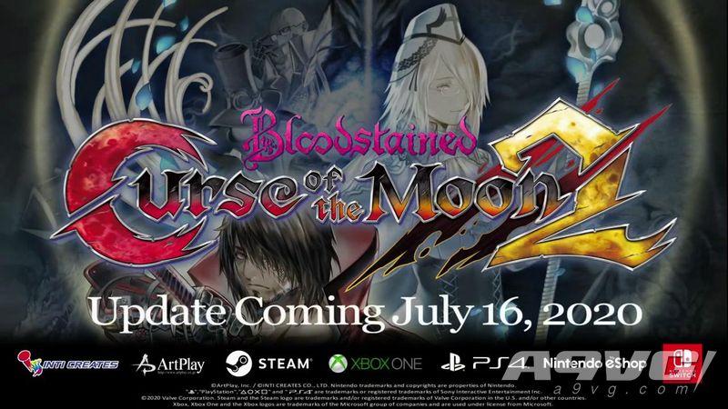 """《赤痕 月之诅咒2》将于7月16日添加""""Boss Rush""""模式"""