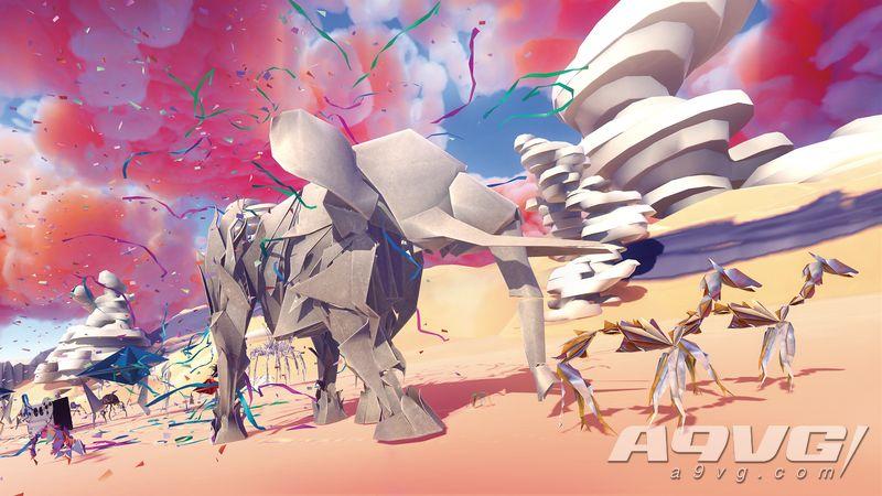 VR遊戲《紙片野獸》將於7月24日登陸PC 此前已在PS VR推出