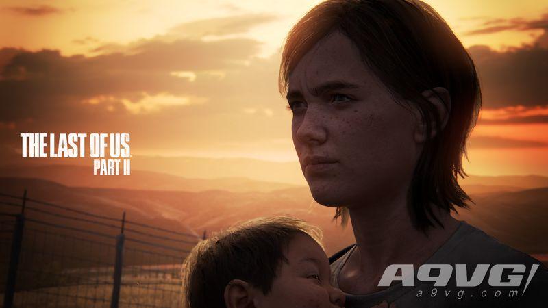 论坛玩家自制《最后生还者 第二部》美图欣赏 风景与角色肖像