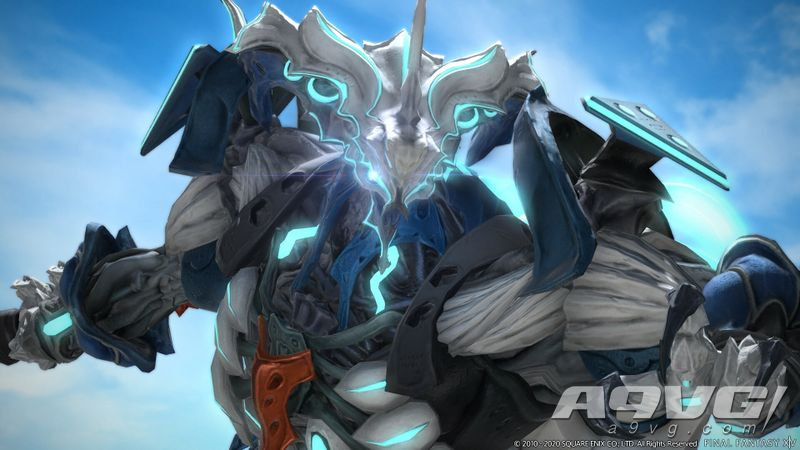 《最终幻想14 暗影之逆焰》国际服5.3版本新图公开 特设站上线