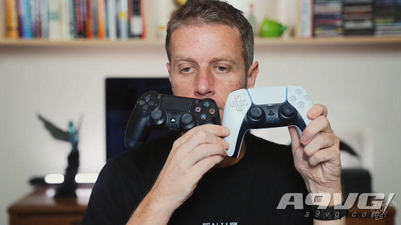 PS5手柄DualSense首次公开展示 试玩PS5内置游戏《Astro