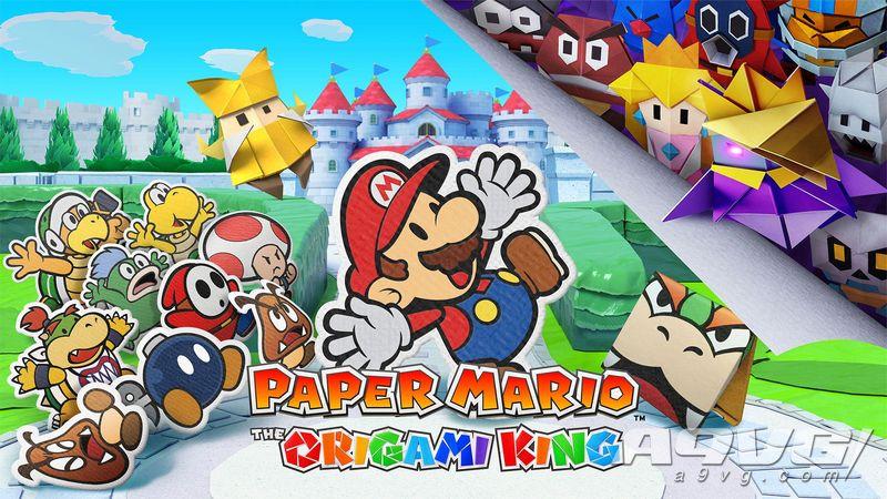 英国游戏销量周榜:《对马岛之魂》第一《纸马 折纸国王》第二