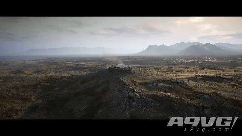 Ninja Theory公布《地狱之刃2》开发者视频第二弹:冰岛