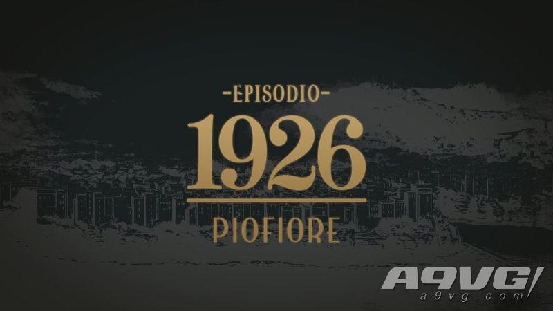 乙女遊戲《虔誠之花的晚鐘 Episodio1926》開場影像公布