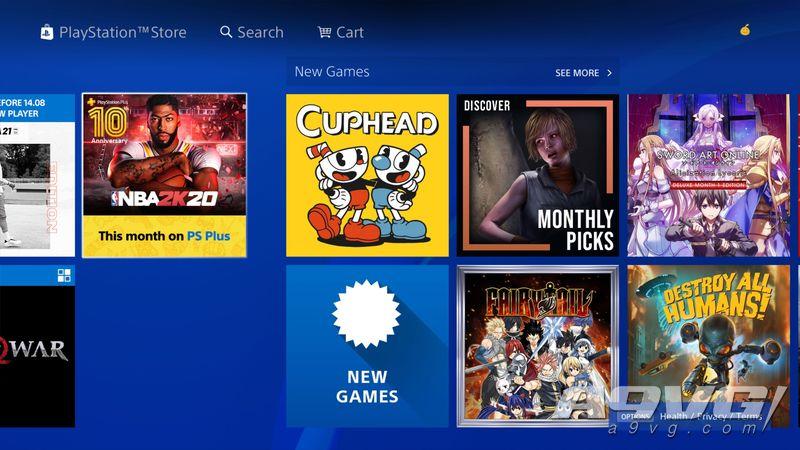 《茶杯头》或将登陆PS4平台 英国PSN商城出现游戏图标
