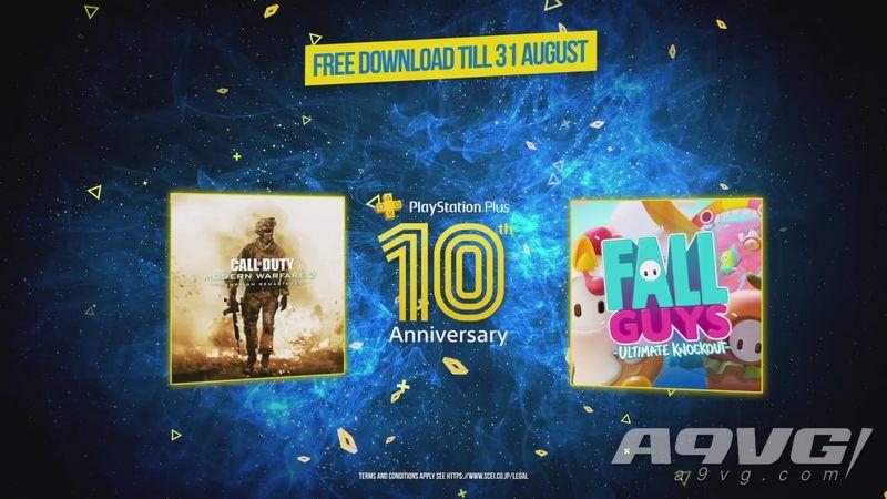 PS+会员2020年8月免费游戏汇总 Plus港服日服欧美服会免阵容