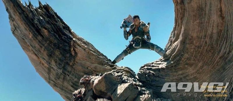 《怪物獵人》電影版最新劇照流出 巨大角龍出鏡