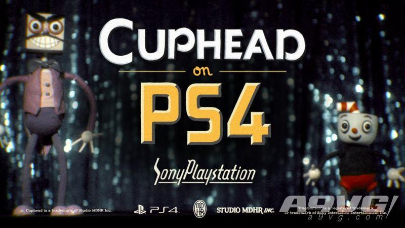 《茶杯头》登陆PS4 公开定格动画版发售宣传片