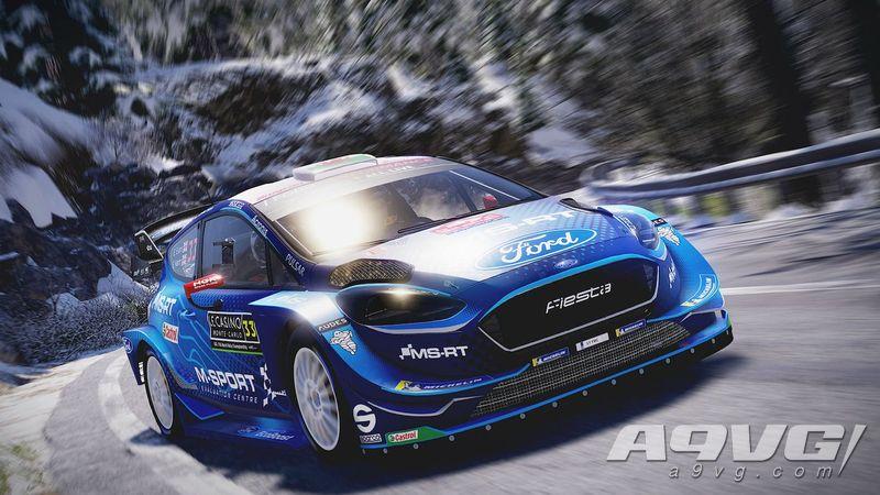 《WRC 9》支持次世代免费升级 制作组称赞PS5主机新特性