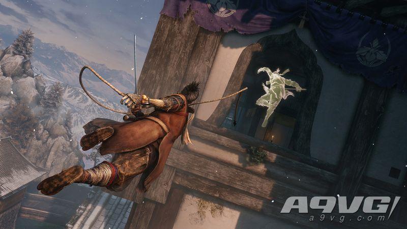 《只狼 影逝二度》10月推出大型更新 增加BOSS连战模式