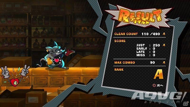 节奏动作游戏《狂鼠之死》推出体验版 乐曲介绍影像公布