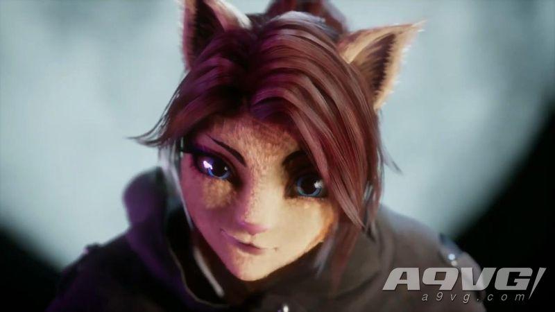《F.I.S.T 暗影火炬》ChinaJoy预告片公开 全新角色登场
