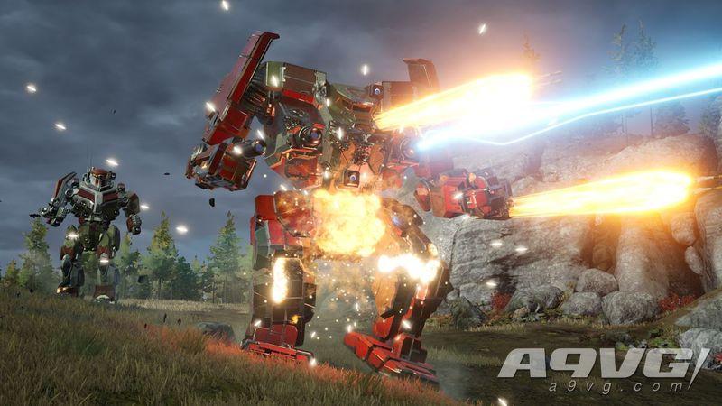 Epic游戏商城现已添加Mod支持 目前仅支持《机甲战士5》