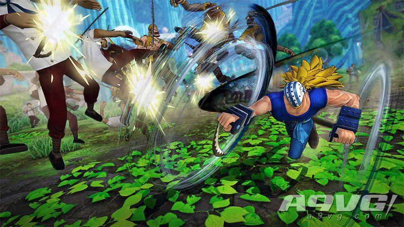 《海贼无双4》新DLC角色公布 杀戮武士基拉确认参战