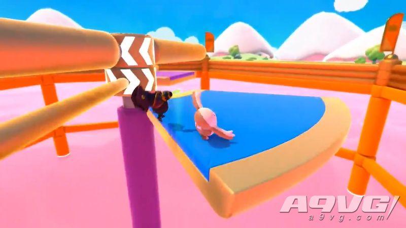 《糖豆人 终极淘汰赛》于8月12日迎来首个更新