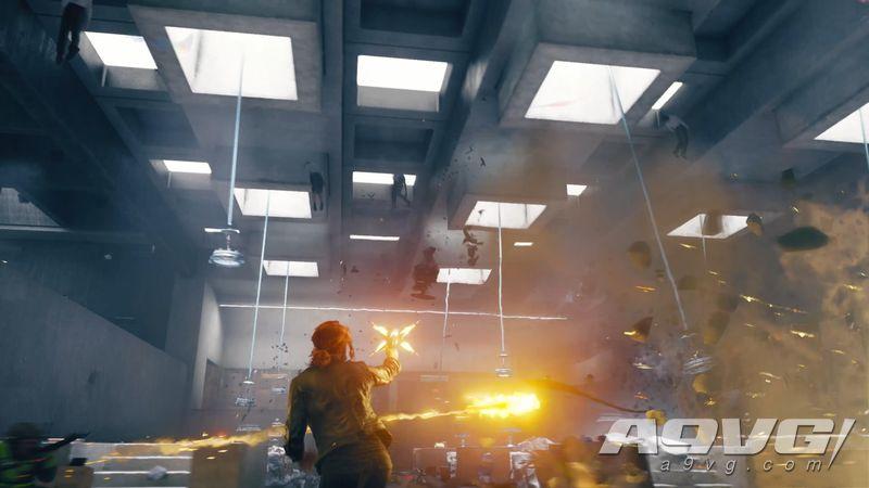 《控制 终极版》确认登陆PS5与XSX 终极版支持次世代免费升级
