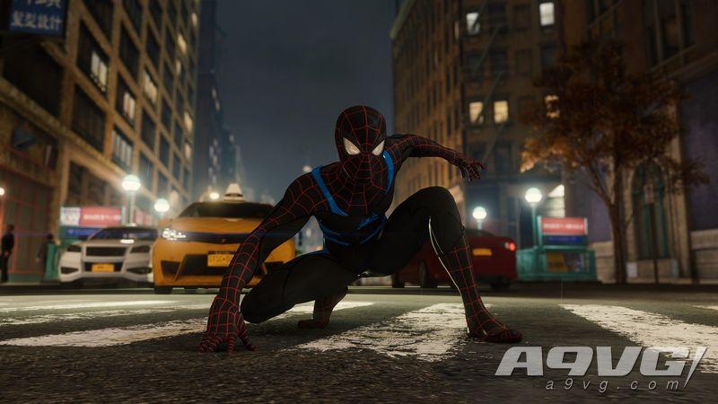 《漫威蜘蛛侠 迈尔斯莫拉里斯》新截图公开 展示光线追踪效果