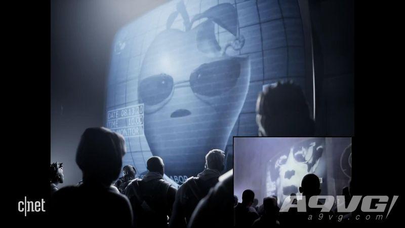 《堡垒之夜》遭苹果谷歌下架 EPIC制作《1984》风格广告
