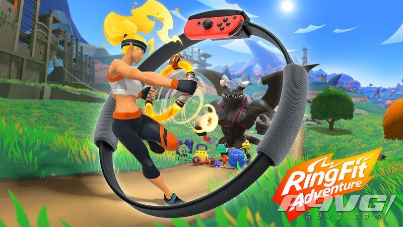 国行版《健身环大冒险》具体发售日期将在8月内公开