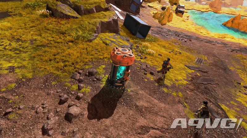 《Apex英雄》第六赛季将追加全新的合成系统