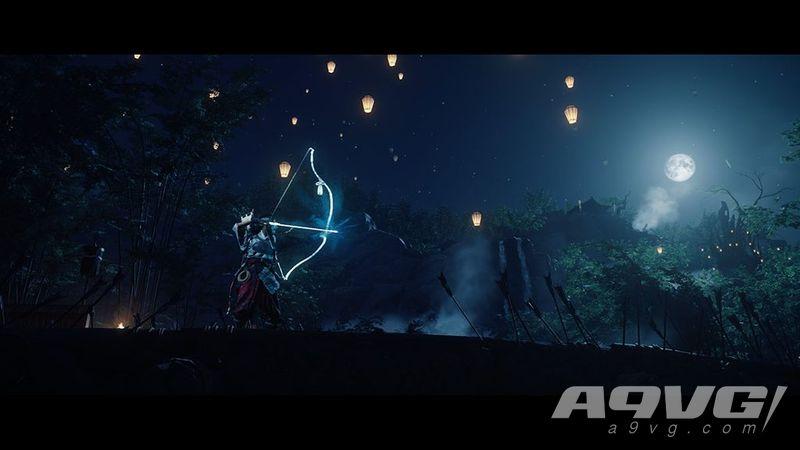 《对马岛之魂》推出多人合作战鬼奇谭模式 秋季免费下载