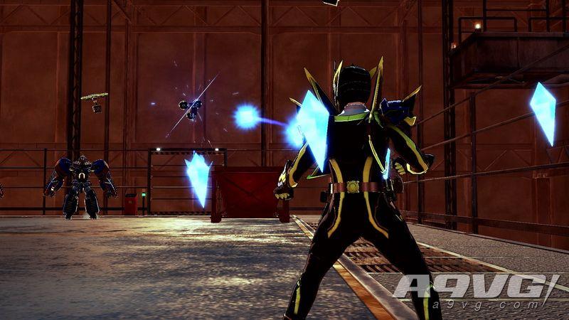 《假面骑士 英雄寻忆》发布01闪耀突击蝗虫和OOO虫系联组详情