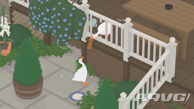 《无题大鹅》将新增双人合作模式 追加登陆Steam平台