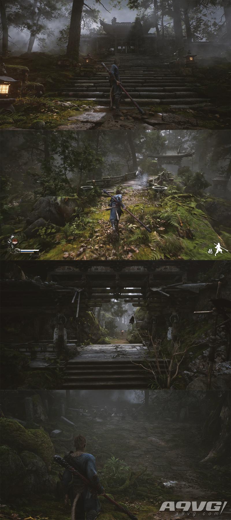 国产单机动作RPG游戏《黑神话:悟空》发表 实机视频放出