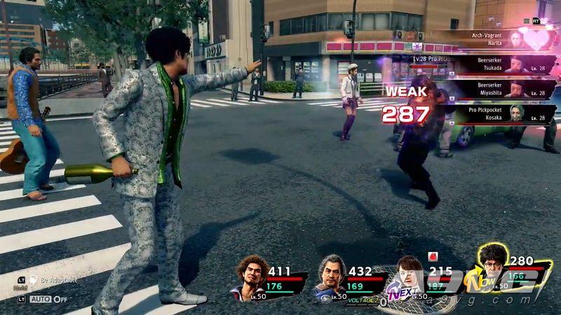《如龙7》欧美版最新预告公开 11月13日登陆PS4/X1/PC